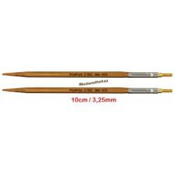HiyaHiya Bamboe 10 cm - 3.25 mm - verwisselbare Small naaldpunten-tips