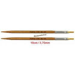 HiyaHiya Bamboe 10 cm - 3.75 mm - verwisselbare Small naaldpunten-tips