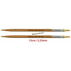HiyaHiya Bamboe 13 cm - 3.25 mm - verwisselbare Small naaldpunten-tips