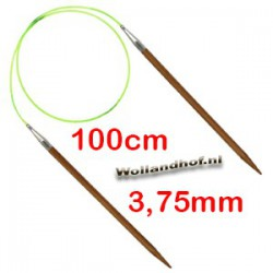 HiyaHiya Bamboe rondbreinaald 100 cm - 3.75 mm