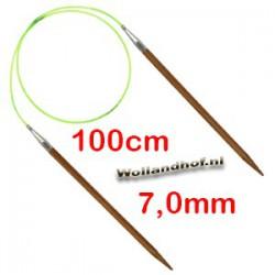 HiyaHiya Bamboe rondbreinaald 100 cm - 7.0 mm