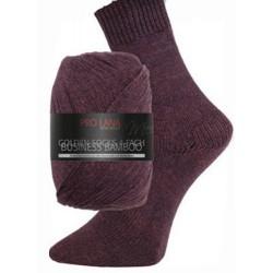 Pro Lana Golden Socks - Business Bamboo 506 Bordeaux