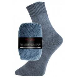 Pro Lana Golden Socks - Business Bamboo 509 Petrol