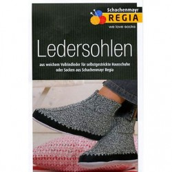 Regia Leren Zolen Maat 34-35