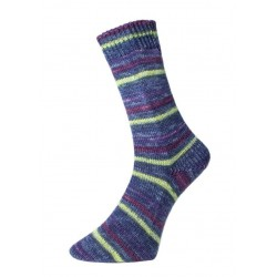 Pro Lana Golden Socks Blauen - 464 - 6-draads