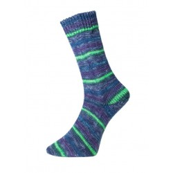 Pro Lana Golden Socks Blauen - 466 - 6-draads