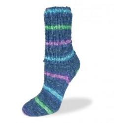 Rellana Flotte Socke Blue - 1250