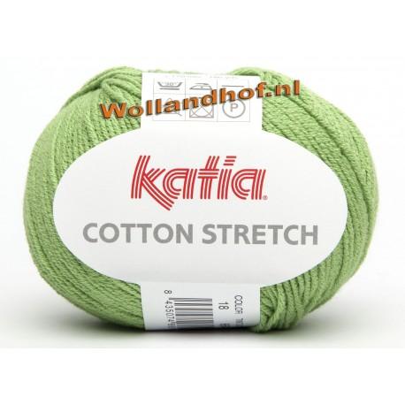 Katia Cotton Stretch kleur 18