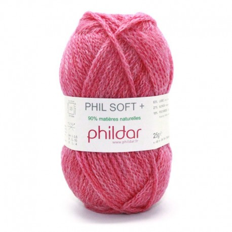Phildar Soft Plus - Grenadine 03