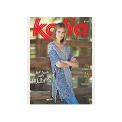 Patronenboek Katia 81 Lente Zomer