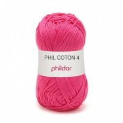 Phildar Phil Coton 4 - 0034 Oeillet