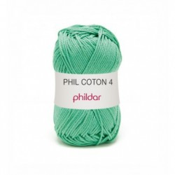 Phildar Phil Coton 4 - 0059 Menthe -- OP is OP --