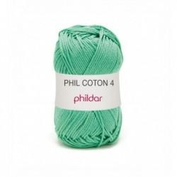 Phildar Phil Coton 4 - 0059 Menthe