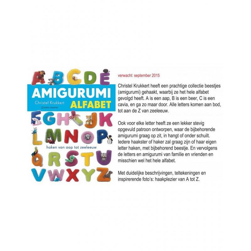 Patronenboekje Amigurumi Alfabet