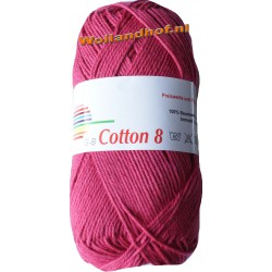 GB Cotton 8 1091 - Framboos OP is OP