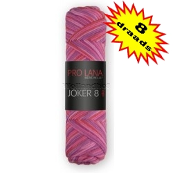 Pro Lana Joker 8 haakkatoen kleur 526 - OP is OP