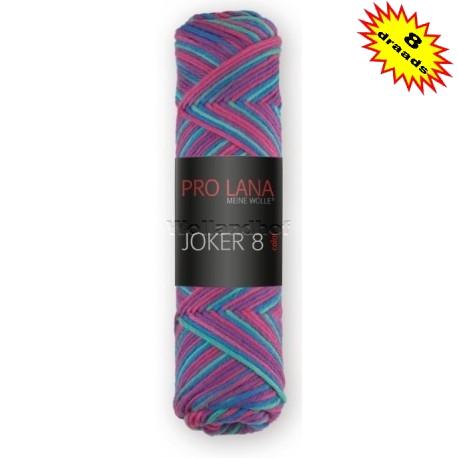Pro Lana Joker 8 haakkatoen kleur 528