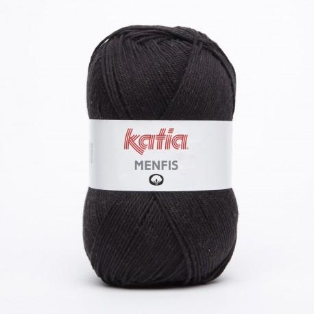 Katia Menfis kleur 2 - Zwart