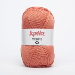 Katia Menfis kleur 19 - Oranje -- OP is OP --