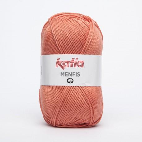 Katia Menfis kleur 19 - Oranje