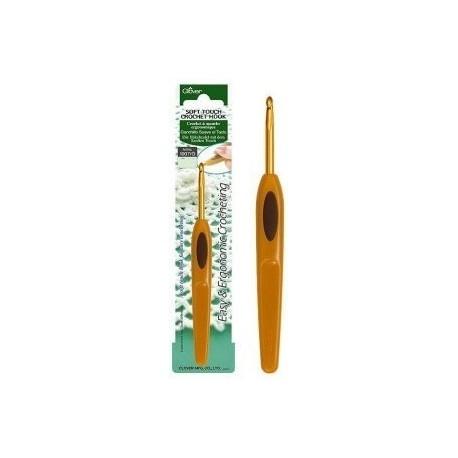 Clover Soft Touch Haaknaald 3.75mm