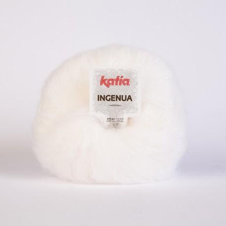 Katia Ingenua kleur 1 - Wit
