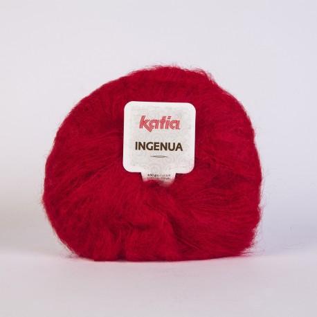 Katia Ingenua kleur 4 - Rood