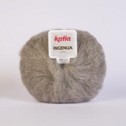 Katia Ingenua kleur 42 - Muisgrijs
