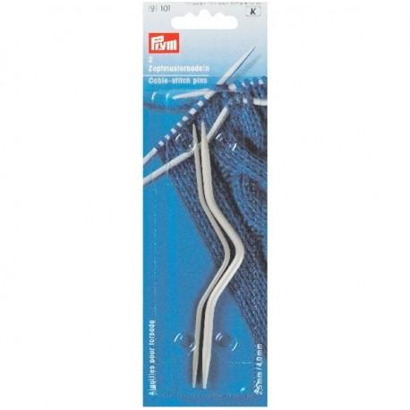 Prym Kabelnaalden 2.5 mm - 4.0 mm