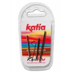 KnitPro - Katia kabelverbinder (connector) voor verwisselbare rondbreinaald