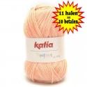Katia Peques Baby Acryl - kleur 84928 Perzik