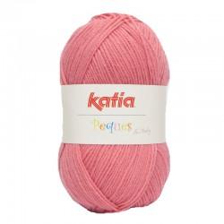 Katia Peques Baby Acryl - kleur 84953 Roze OP is OP