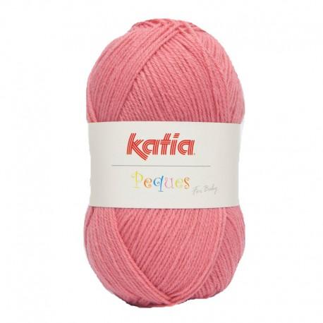 Katia Peques Baby Acryl - kleur 84953 Roze