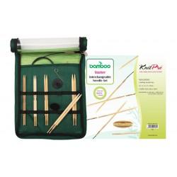 KnitPro Bamboo IC Starter Set