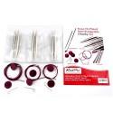 KnitPro Nova Metall IC Chunky Set