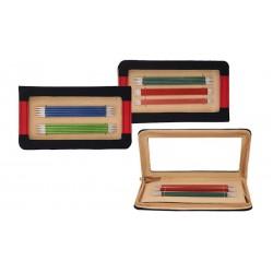 KnitPro Zing Sokkennaalden Set - 15 cm