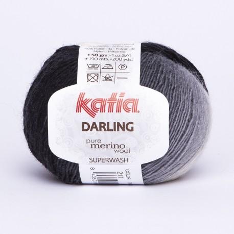 Katia Darling kleur 211 - Grijs