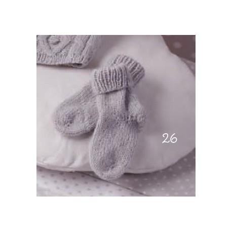 Babysokjes Peques wh-26