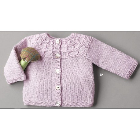 Baby Vestje Peques wh-6