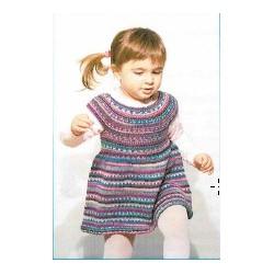 Knitcol Kinderjurkje wh1502