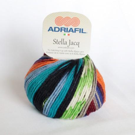 Adriafil Stella Jacq - 86 Kipling Fancy