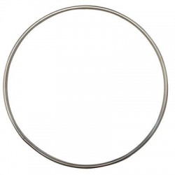 RVS Ring 18 cm