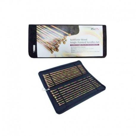 KnitPro Symfonie Breinaalden Set 30 cm
