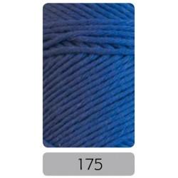 Pro Lana Joker 8 uni haakkatoen kleur 175 - Blauw - OP is OP
