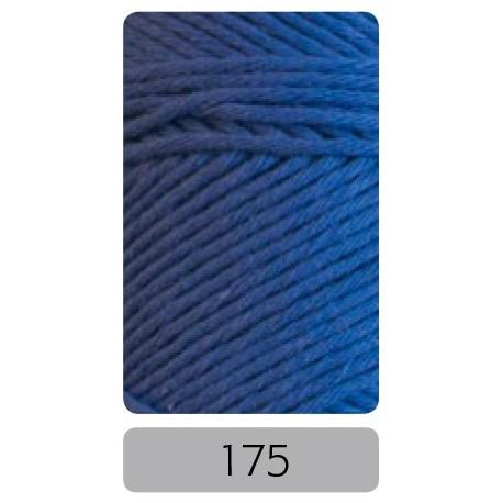 Pro Lana Joker 8 uni haakkatoen kleur 175 - Blauw