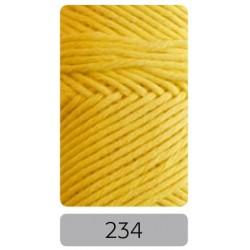 Pro Lana Joker 8 uni haakkatoen kleur 234 - Geel