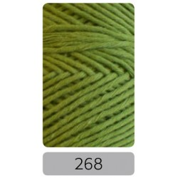 Pro Lana Joker 8 uni haakkatoen kleur 268 - Groen - OP is OP