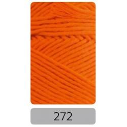 Pro Lana Joker 8 uni haakkatoen kleur 272 - Oranje - OP is OP