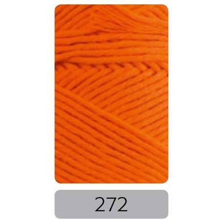 Pro Lana Joker 8 uni haakkatoen kleur 272 - Oranje