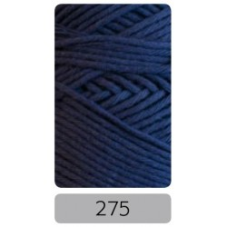 Pro Lana Joker 8 uni haakkatoen kleur 275 - Donker Blauw - OP is OP